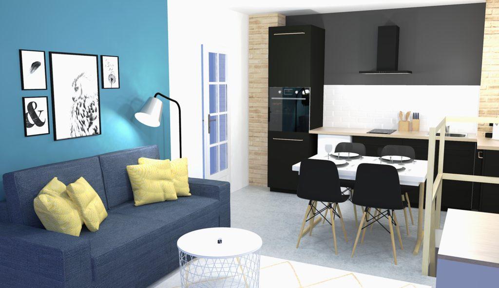 Acheter plus grand pour moins cher : un logement optimisé paraît plus grand qu'il ne l'est en réalité