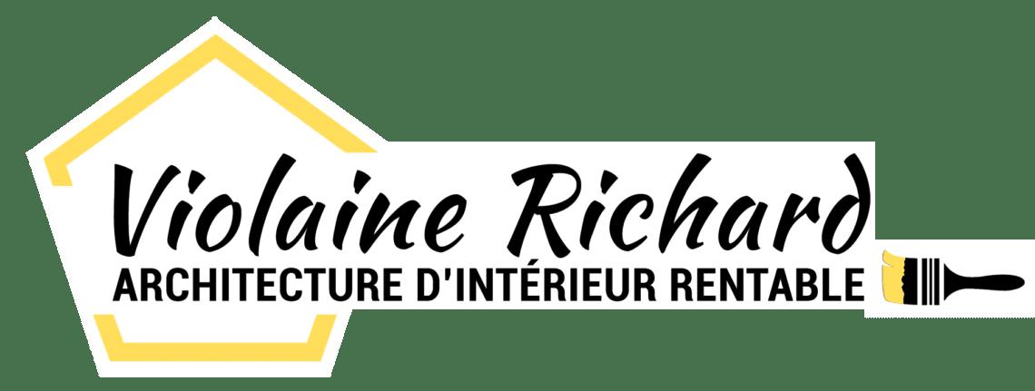 Violaine Richard, architecture d'intérieur rentable