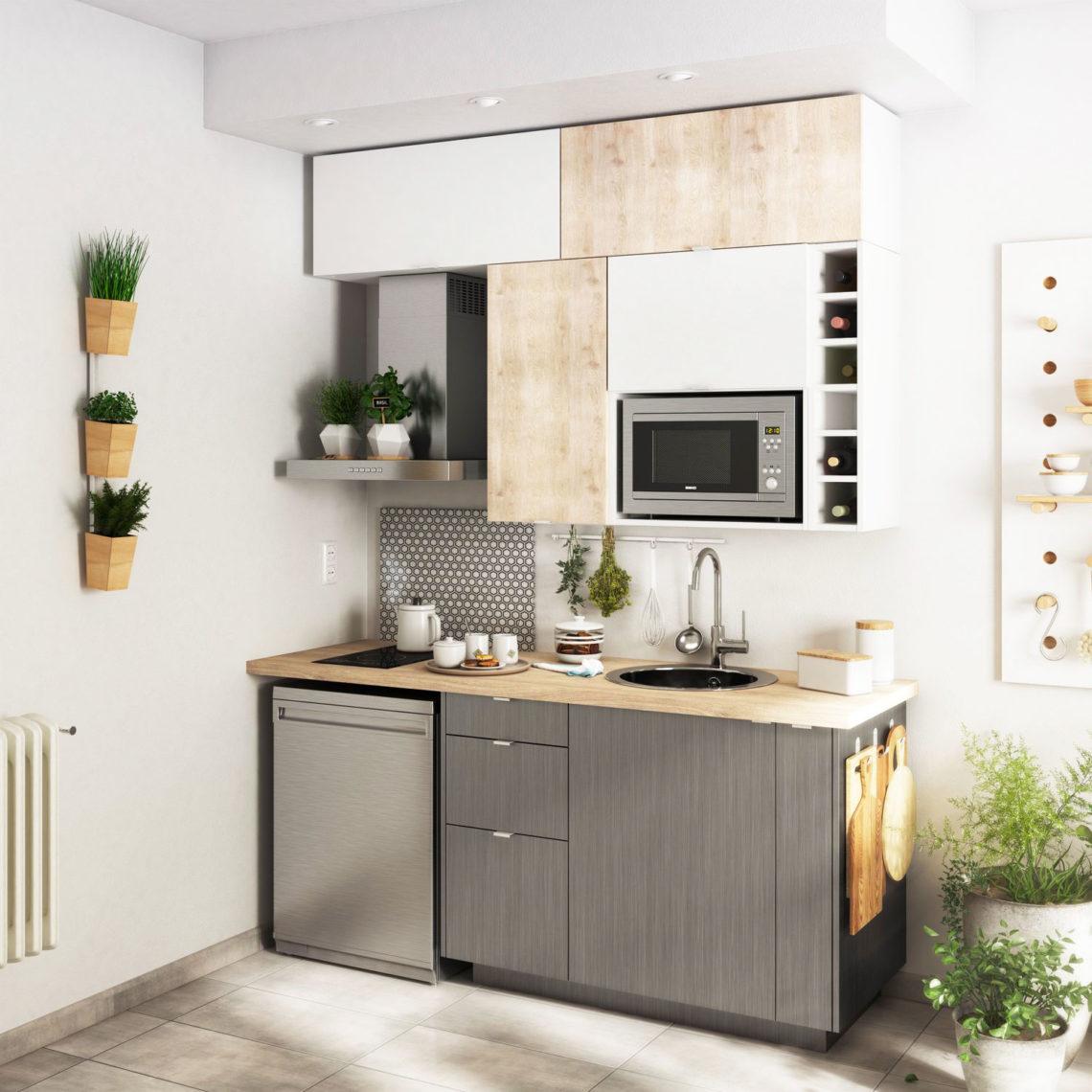 Cuisine Ikea, Leroy Merlin ou Brico Dépôt : le comparatif complet pour investisseurs immobiliers rentables