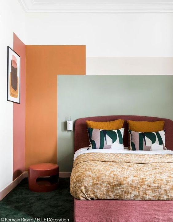 Oser la couleur pour décorer sa location courte durée