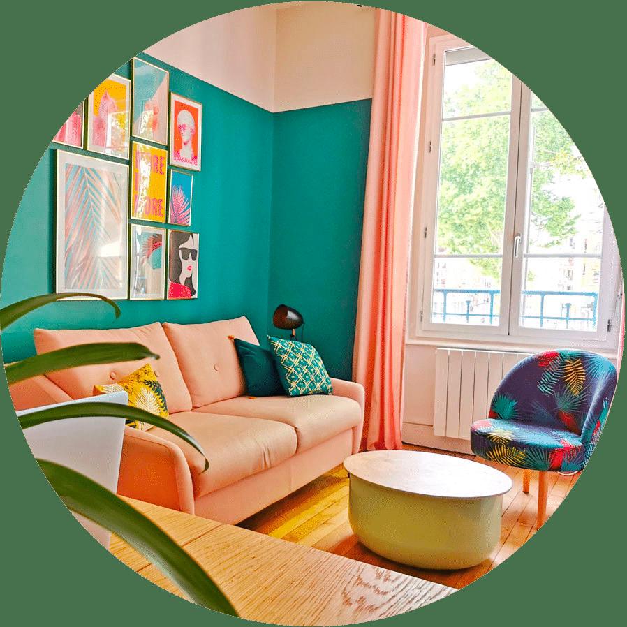 Comment attirer des locataires ultra-motivés grâce à une décoration unique, et sans détruire ta rentabilité?