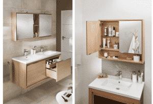 Armoire miroir