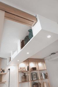 Rangement toit