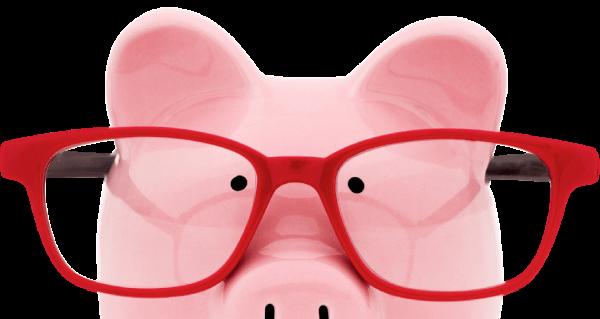 Cochon rose